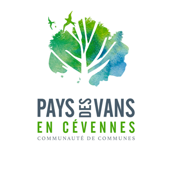 Logo - Communauté de Communes Pays des Vans en Cévennes