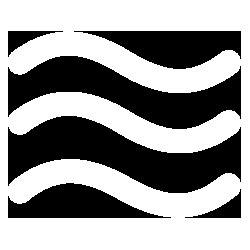 Picto vaguelettes - les bassins